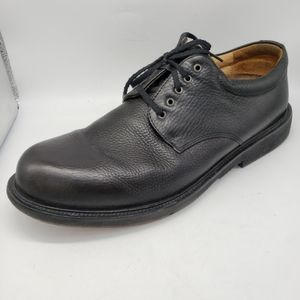 Clarks Italian Made Leather Oxfords
